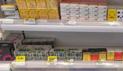 超市纸制品价格略有走低