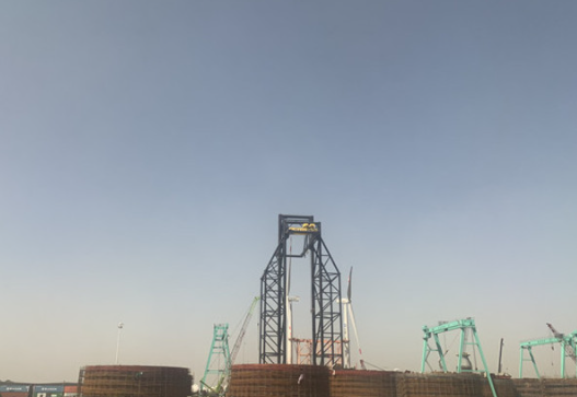 通州湾示范区探索临港大型特种设备监管新途径