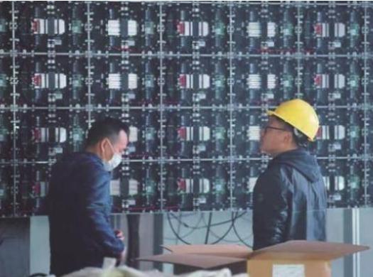 """南通大数据发展集团:数""""聚""""红云争先锋"""