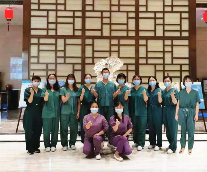 奋战27天他们仍在扬州一线,市四院援扬护理人员的抗疫故事