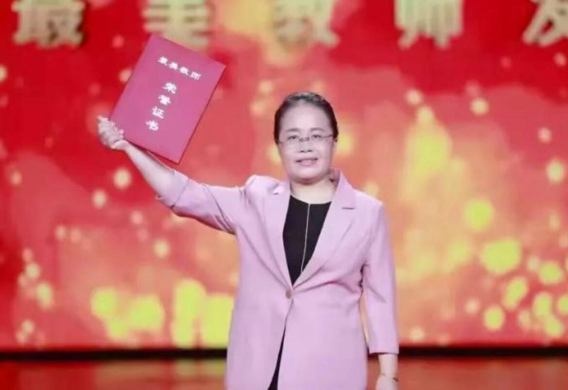 闪亮的名字!连续15年支教云南宁蒗 海安女教师蒋蓉亮相央视
