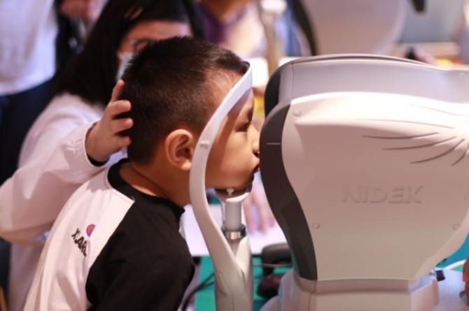 崇川2021年度学生常见病监测启动